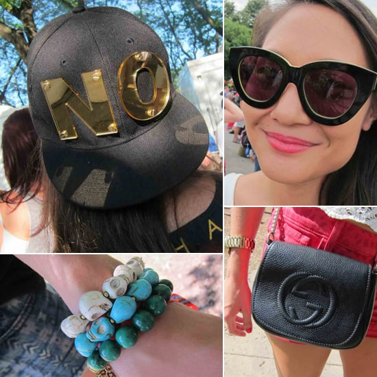 The Best Lollapalooza 2013 Street Style Accessories