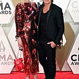 Nicole Kidman and Keith Urban at the 2019 CMA Awards