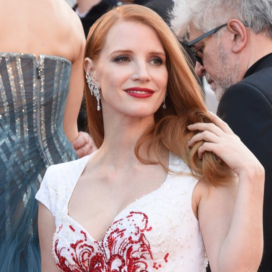 Jessica Chastain Quotes About Women in Movies at Cannes 2017