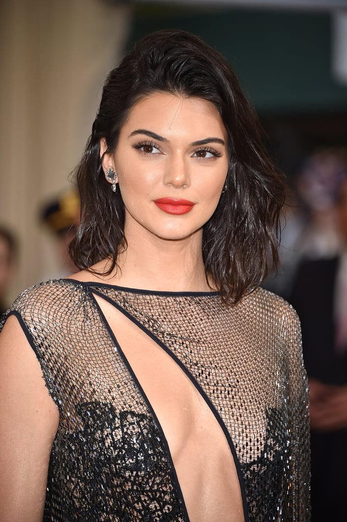Shape-Shifting Bob as Seen on Kendall Jenner