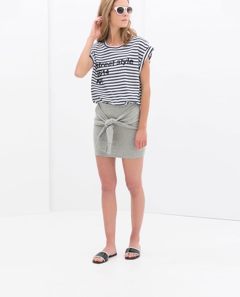 Zara Knot Skirt