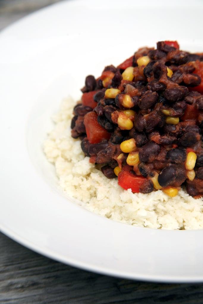Cauliflower For Rice