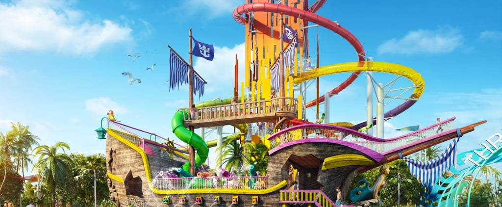 Royal Caribbean Cruise Tallest Water Slide in North America