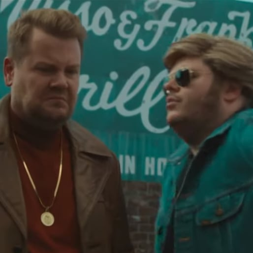James Corden and Josh Gad Summer 2019 Movies Skit Video