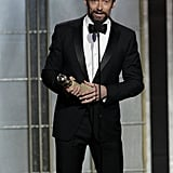 Best Actor, Comedy or Musical