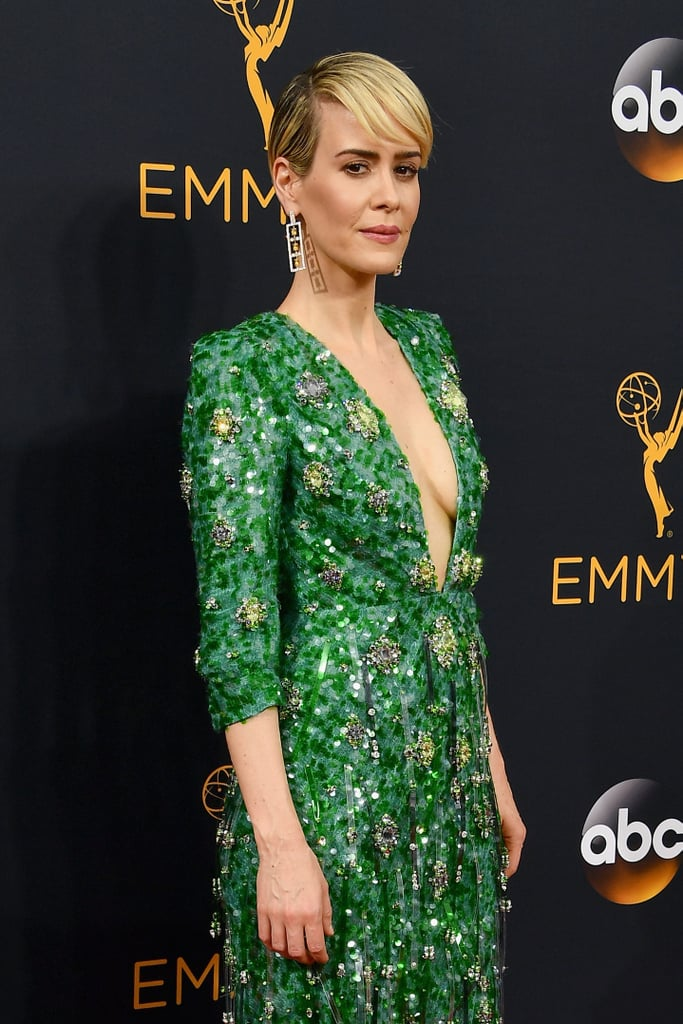 The People v. O.J. Simpson Cast at the Emmy Awards 2016