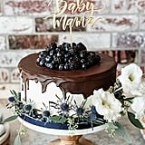 Berry-Topped Cake