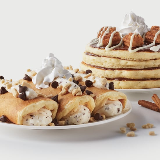 IHOP New Italian Cannoli Pancakes April 2019
