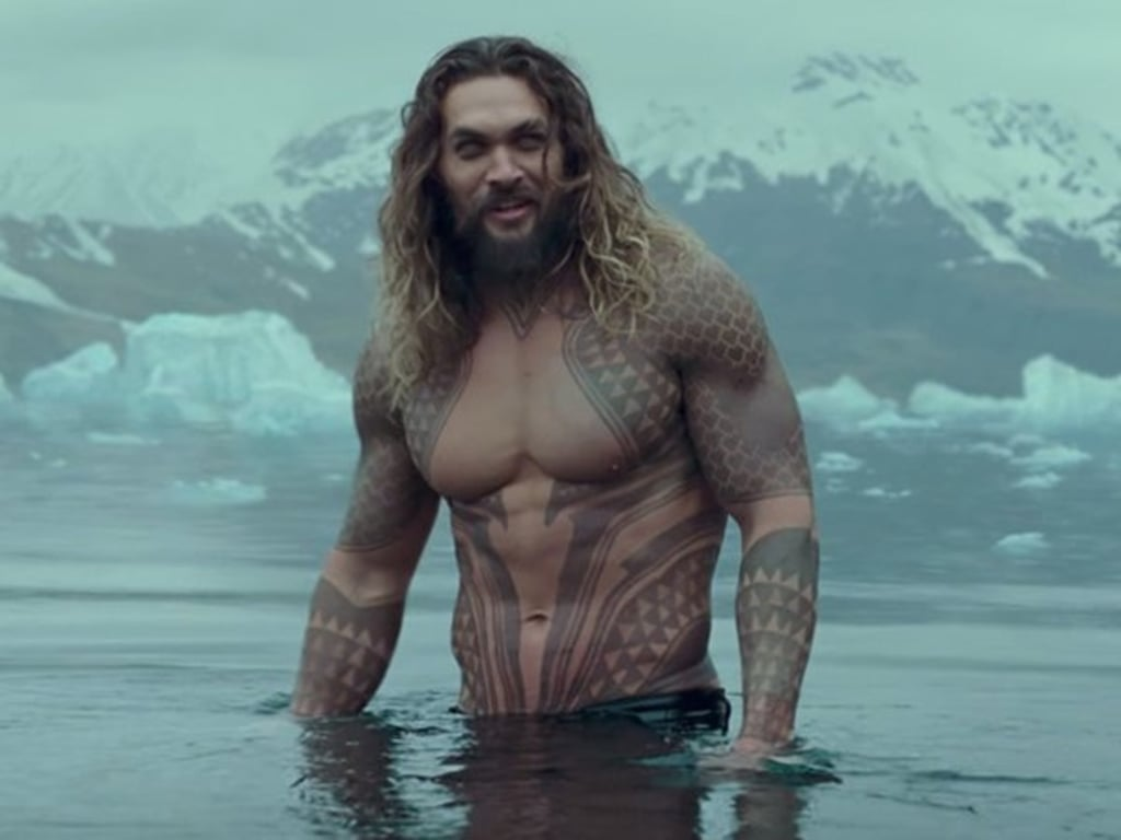 Jason Momoa Shirtless GIFs