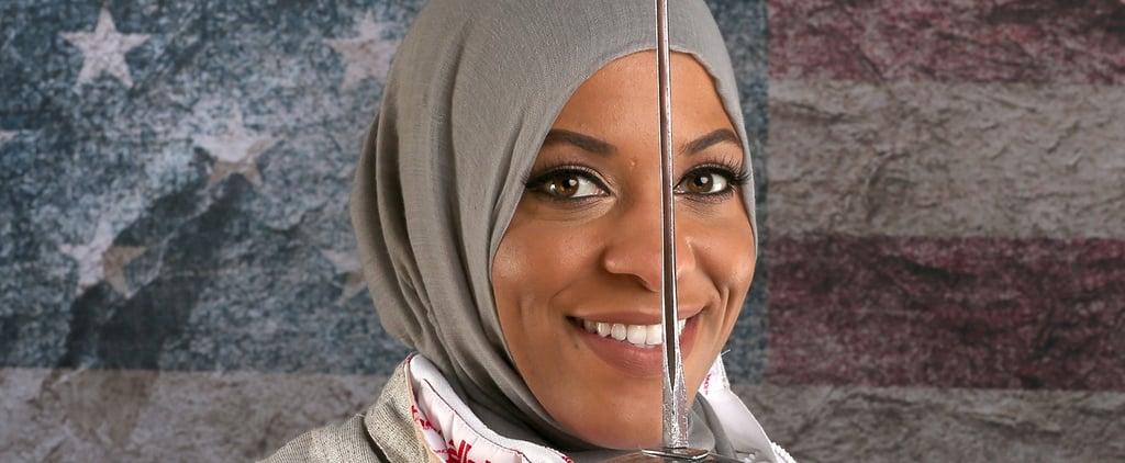 USA Olympian Ibtihaj Muhammad Is Fighting Islamophobia With Love