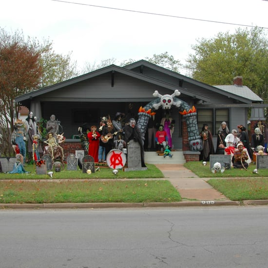 Over-the-Top Halloween Decor