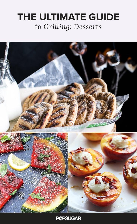 Grilled Desserts