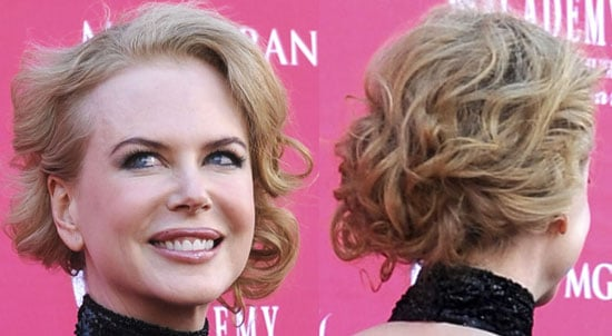 Nicole Kidman's Hair at the 2009 Country Music Awards