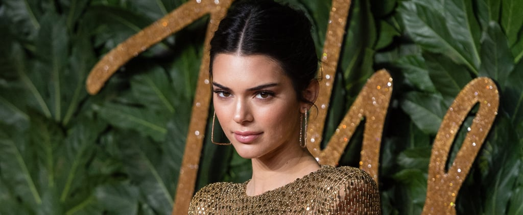 Kendall Jenner Nighttime Routine Allure March 2019