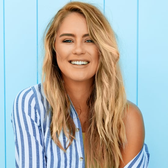 How to Create Stephanie Smith's Beach Hair For Summer