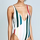 Solid & Striped The Michelle One-Piece Swimsuit