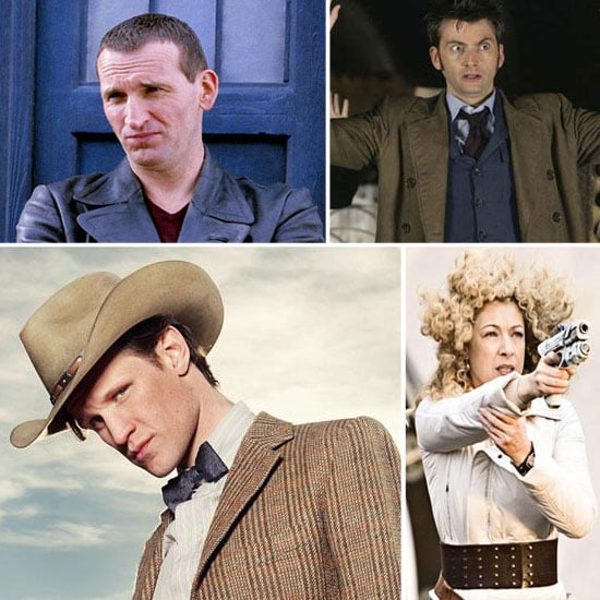 Doctor Who Costume Ideas