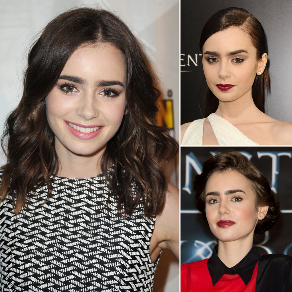Lily Collins is Hollywood's Latest Beauty Chameleon
