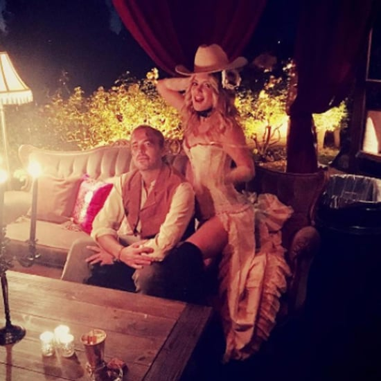 Kate Hudson Halloween Party Pictures 2016