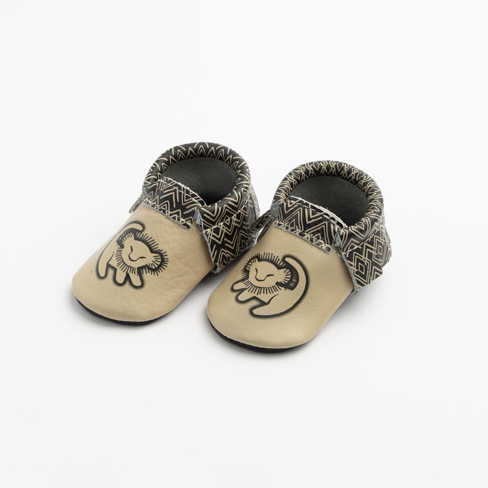 Born Wild The Lion King Moccasins