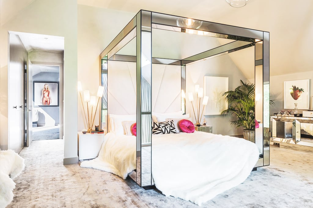 Bedroom Kate Moss Designs Home Called Barnhouse Popsugar Home Photo 2