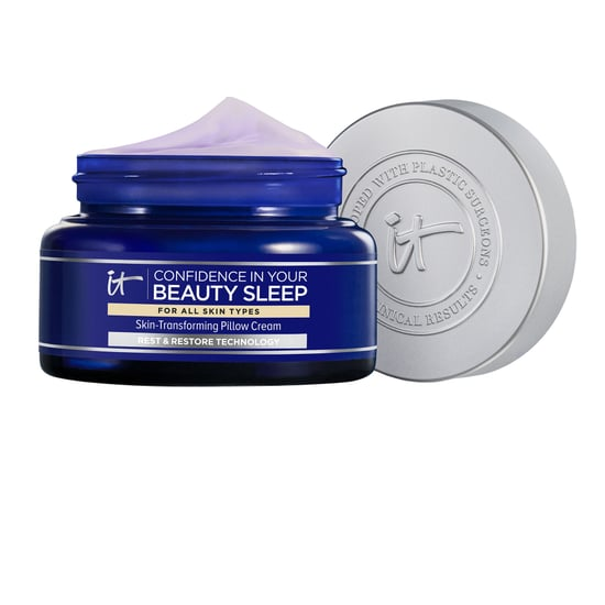 IT Cosmetics Confidence in Beauty Sleep Night Cream Review