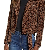 BlankNYC Jungle Cat Corduroy Moto Jacket