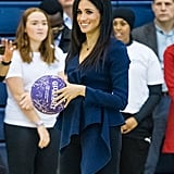 Meghan Markle's Navy Top September 2018