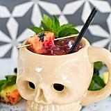 Shrunken Skull Cocktail