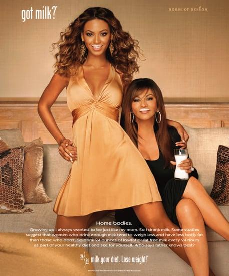 Beyonce's Got Milk