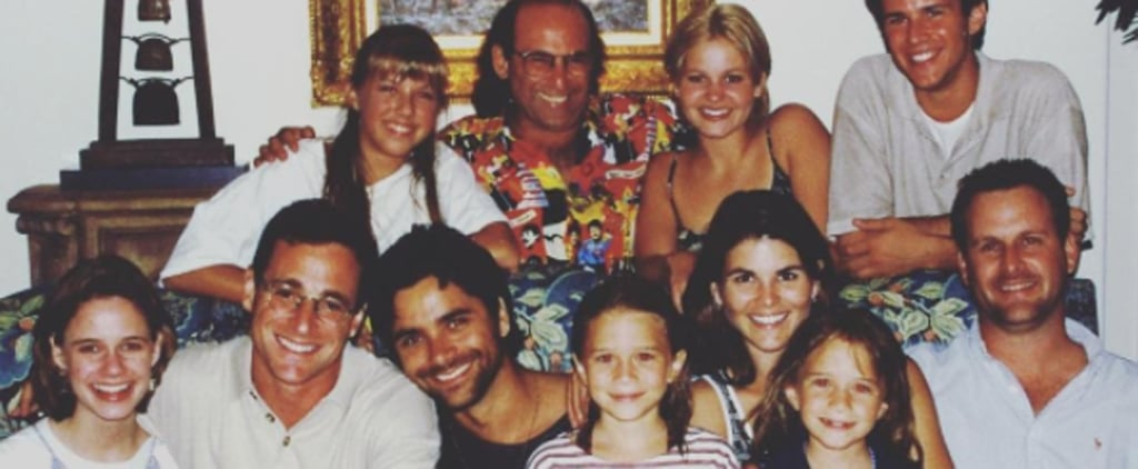 Candace Cameron-Bure Posts an Adorable Full House Throwback With the Olsen Twins