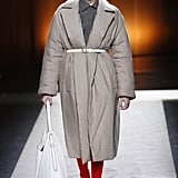 Kaia Gerber on the Tod's Fall 2020 Runway at Milan Fashion Week