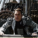 Captain Armando Salazar in Pirates of the Caribbean: Dead Men Tell no Tales