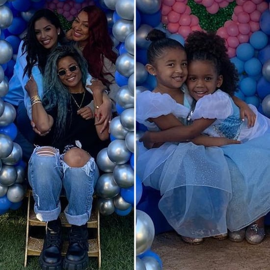 Vanessa Bryant Celebrates Bianka's 4th Birthday | Pictures