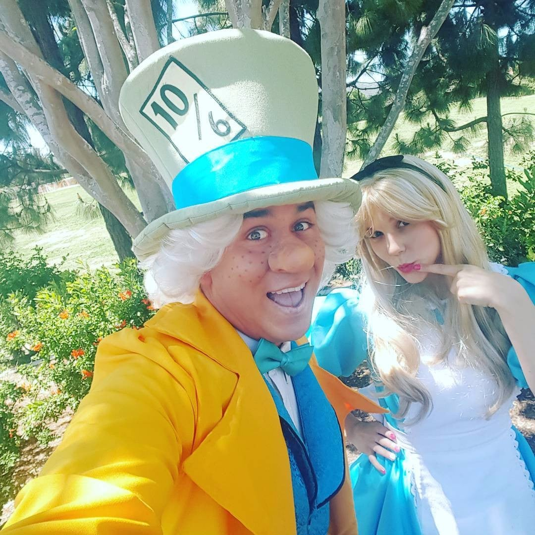 Alice In Wonderland Halloween Costume Diy Popsugar Love Sex