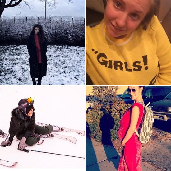 Celebrity Social Media Pictures | Week of Feb. 24, 2014