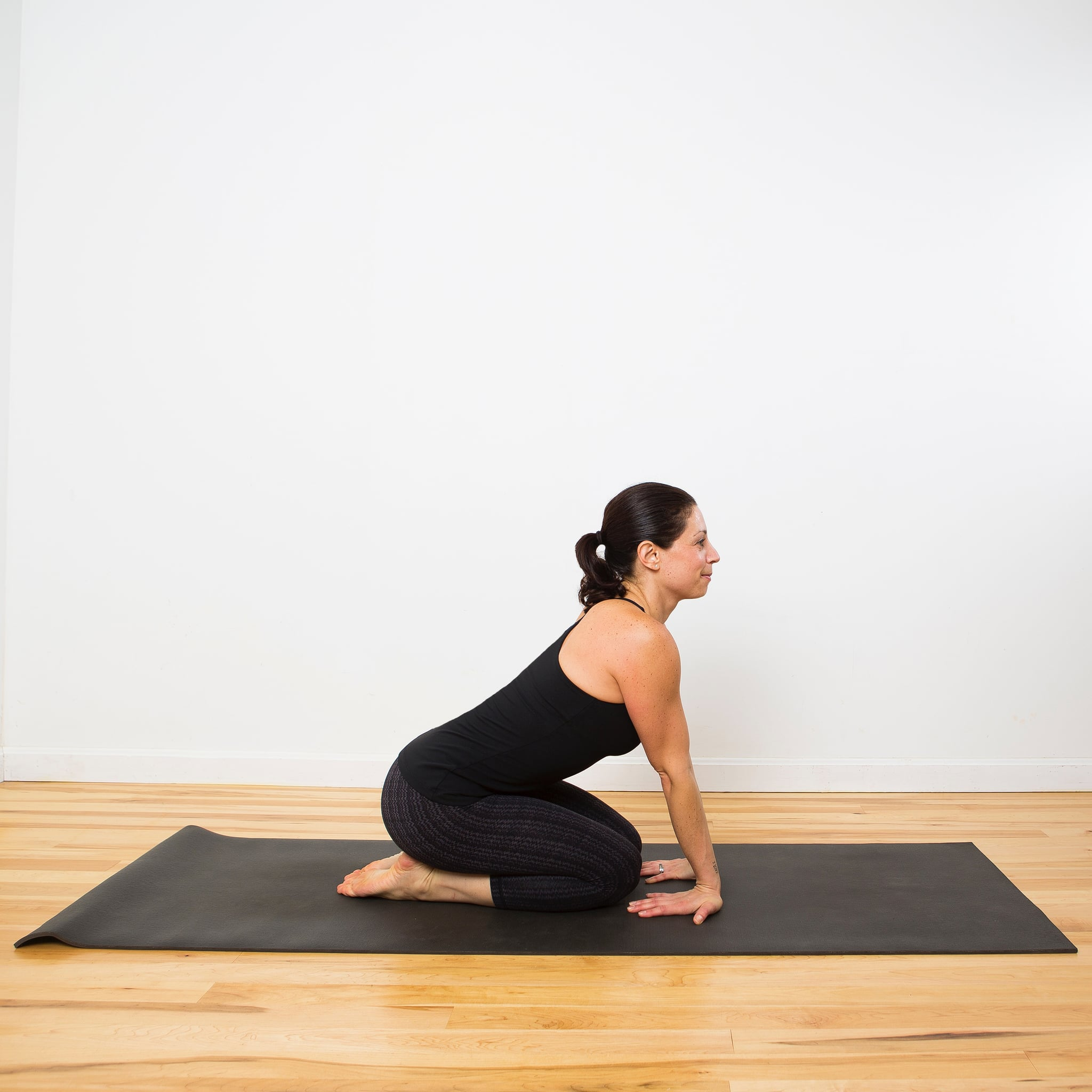 Want Handstands to Feel Easier? Do This Seated Stretch