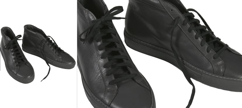 Common Projects Achilles Mid $310 @ Odin