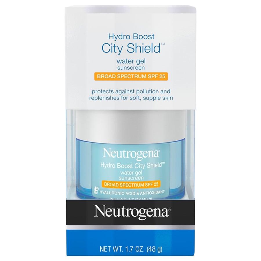 Neutrogena Hydro Boost City Shield Water Gel With SPF 25