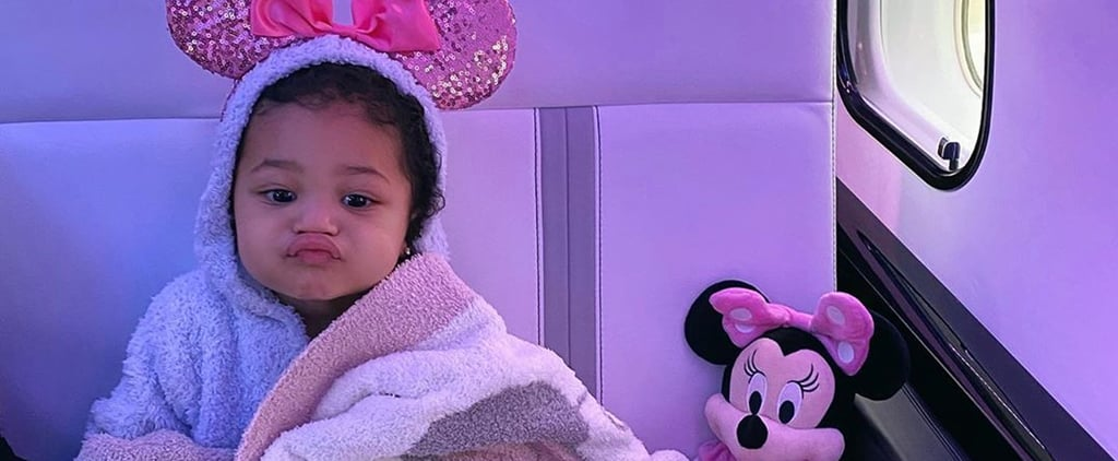 Kylie Jenner Took Stormi to Disney World For the First Time