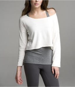 Cheap & Chic: Crop Those Sweaters