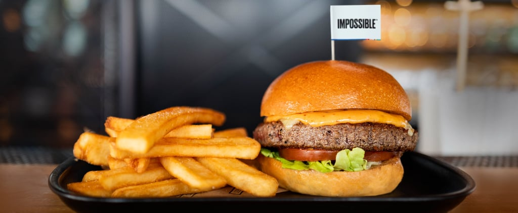 Impossible Burgers Are Now Available at Grocery Stores