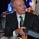 Clint Eastwood attended the Costume Designers Guild Awards.
