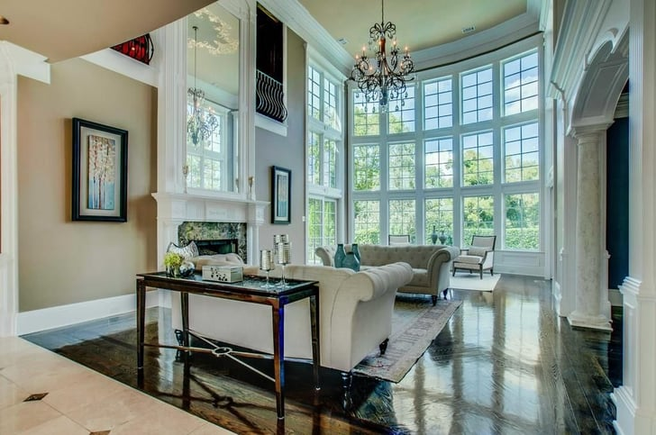 Miranda Lambert And Blake Shelton S Nashville Home