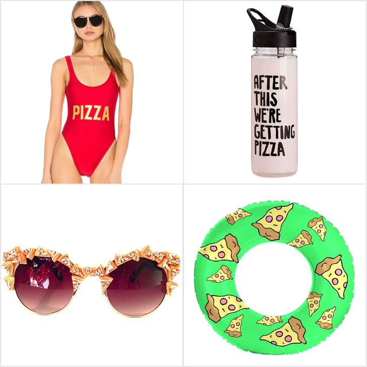 16 Summer Must Haves For the Girl Who LOVES Pizza