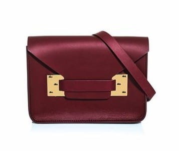 Sophie Hulme Mini Envelope Clutch ($424)