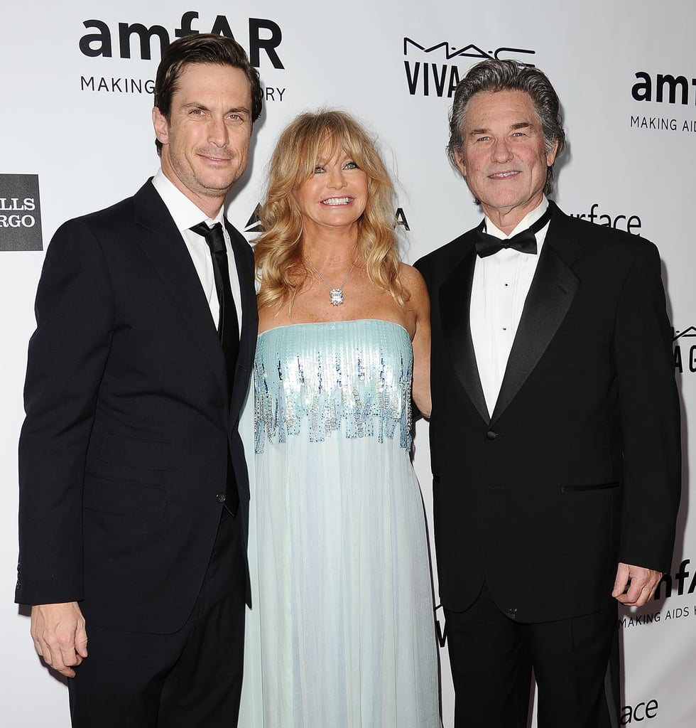 Kurt Russell and Goldie Hawn Family Pictures   POPSUGAR ...
