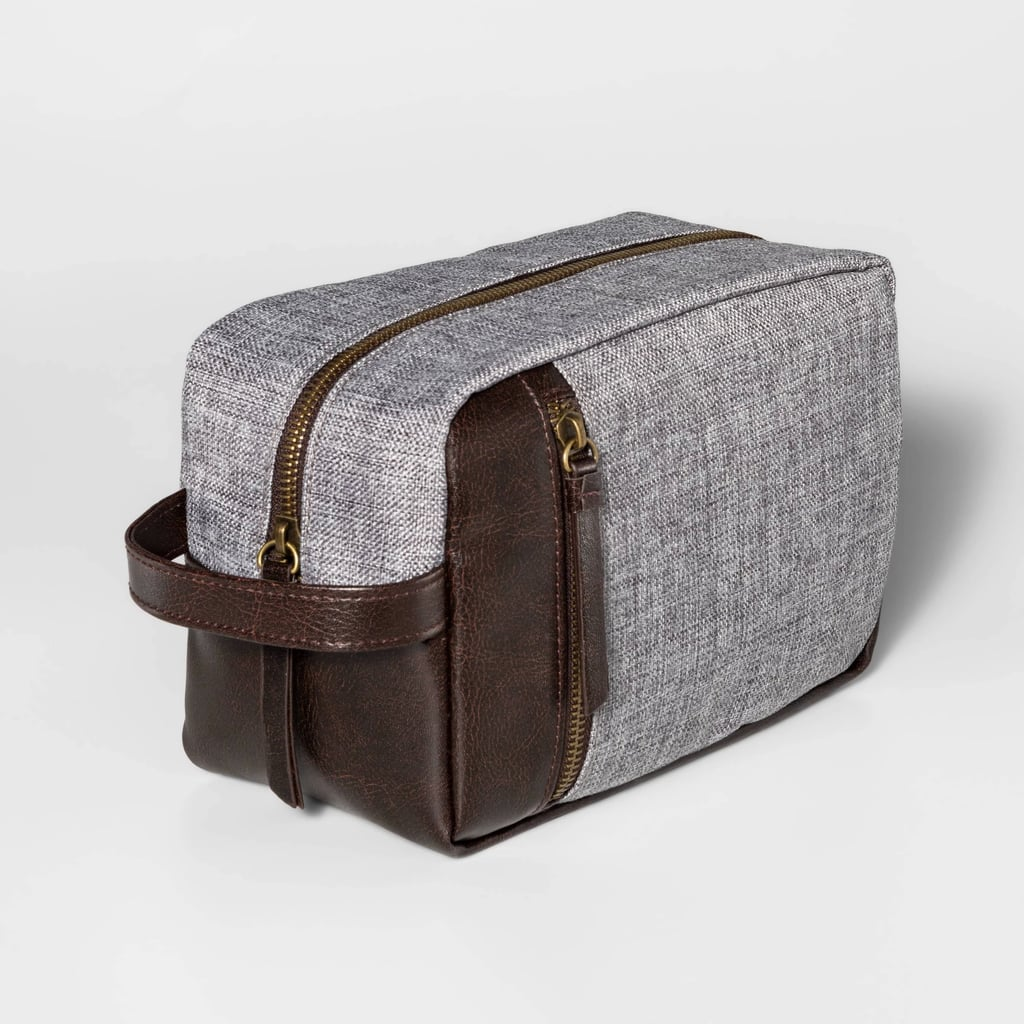 Large Zipper Dopp Kit