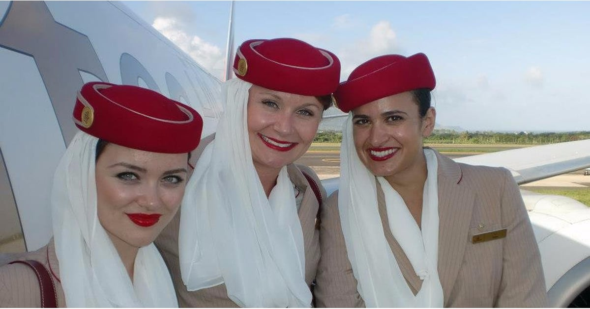 Emirates Flight Attendant Secrets Smart Living