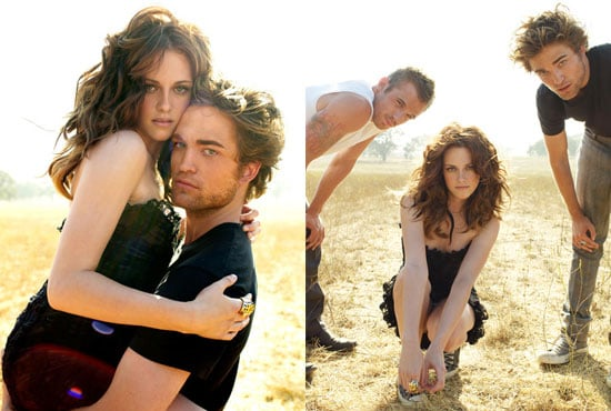 Photos and Interviews of the Twilight Kids in Vanity Fair